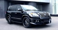 Lexus LX570 (07-12) Обвес WALD BLACK BISON